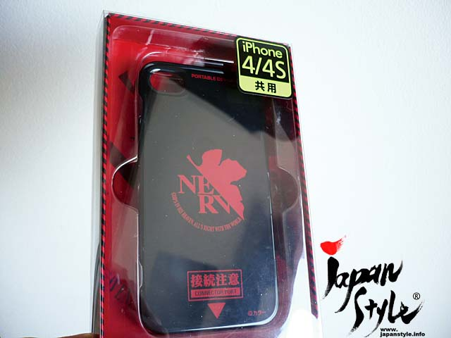 Evangelion iPhone jacket