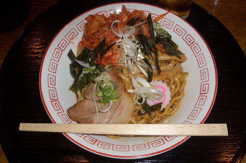 soupless ramen