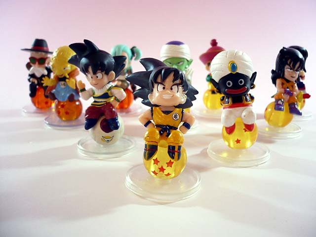 Dragon ball Z figure