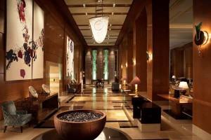 Ritz-Carlton Tokyo lobby