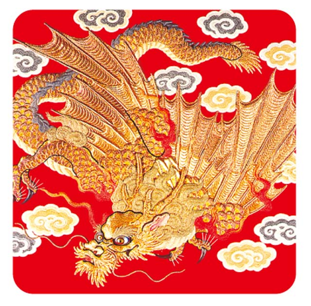 japanese cellphone cleaner red dragon