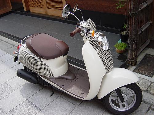 Japanese Motorbike