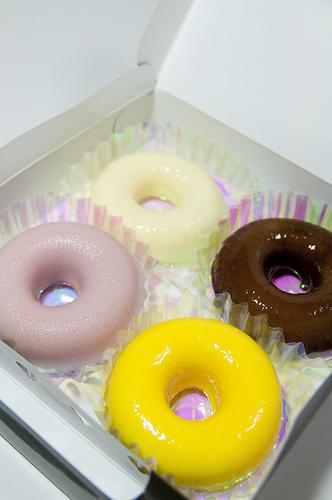 Japanese Doughnuts