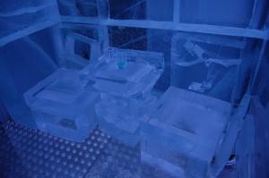 ice bar in Tokyo