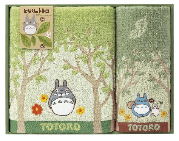 totoro bath towel