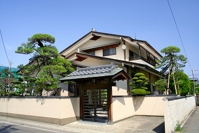 Entry24939 on Traditional Japanese House Exterior