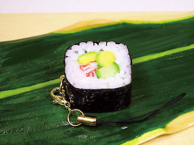 California roll sushi strap