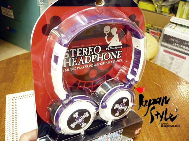 One Piece headphone