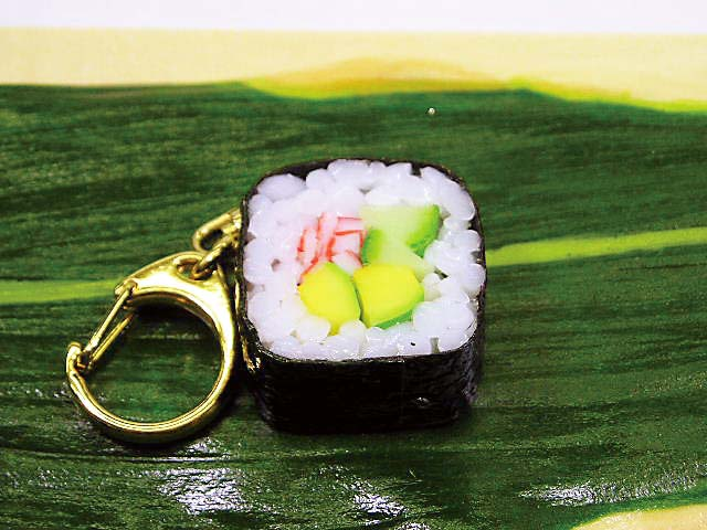 California roll key holder