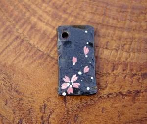 Japanese iron strap sakura cherry
