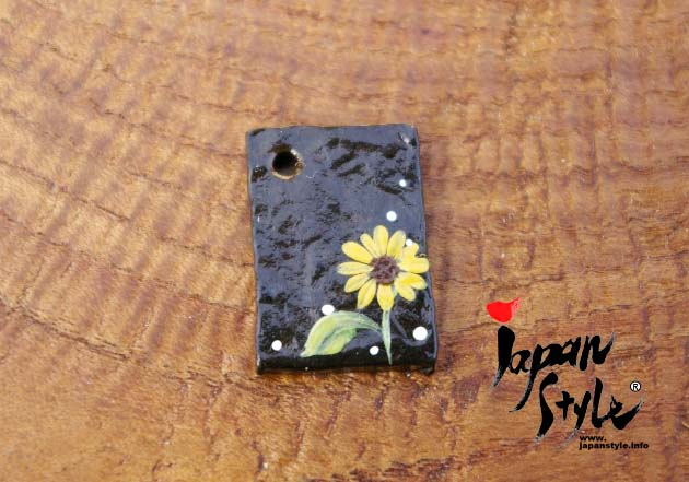 Japanese iron strap sunflower
