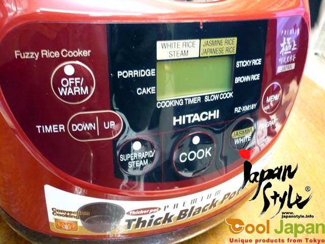 Japanese rice cooker 10 cups 220-240V