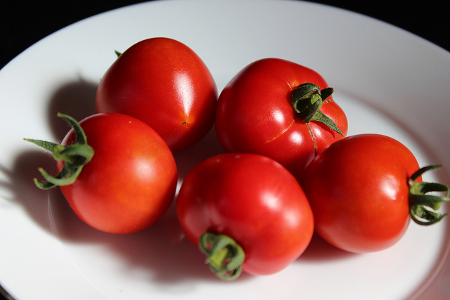 mini tomato