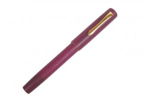 japanese urushi pilot fountain pen red