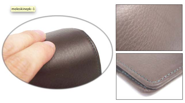 Moleskine jacket pocket size