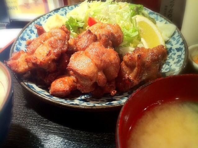 japanese karaage