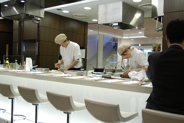 japanese kitchen