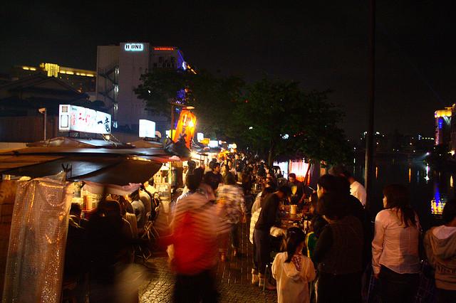 fukuoka yatai