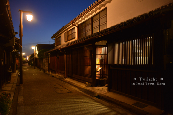 20140708_photoblog_imaicho at twilight