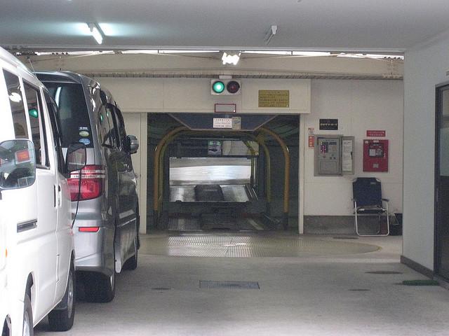 japanese parking
