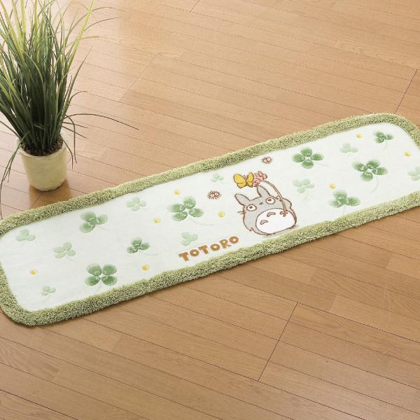 totoro kitchen mat