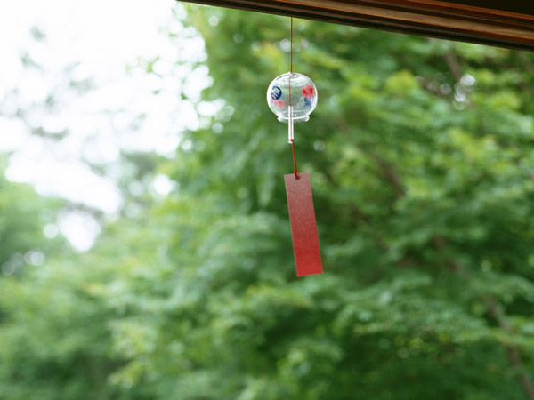 Japanese Fūrin - Wind bell (chime) 01