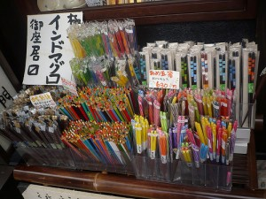 "Colored Pencil Chopsticks. ""raizo"" some rights reserved. flickr"