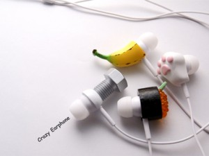 Crazy Earphones. (C) SolidAlliance Corporation