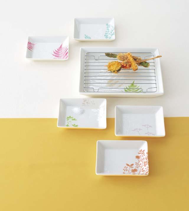 tempura plates