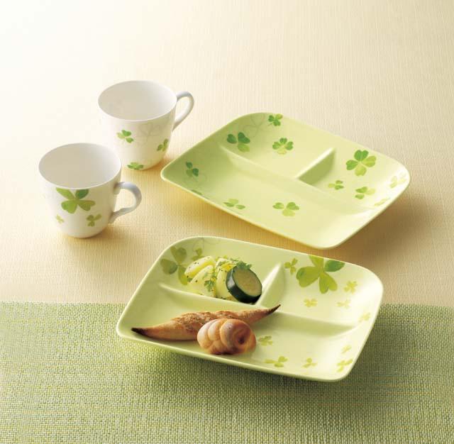 clover plate