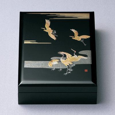 paper box_crane