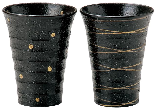 Japanese beer cups