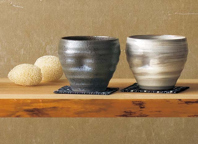 Arita ware sake cups