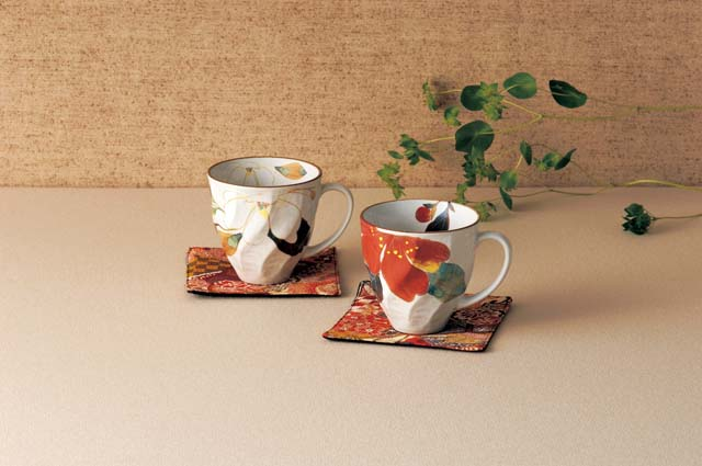 pair mug cups