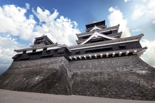 Kumamoto Castle. (C) tetsu
