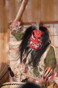 Namahage Druming. (C) カズズ