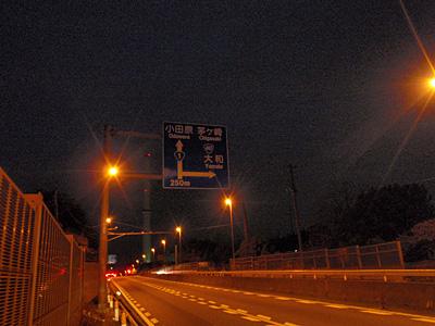 Midnight Full-Marathon in Tokyo