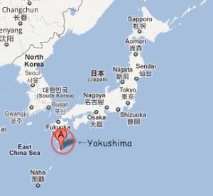The Most Popular World Heritage Sites In Japan Japan Style - Japan map yakushima