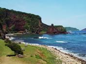 The Akeya Shore. (C) Ama Town