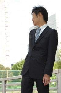 Image Phot (Young Business Man) Copy right Ryo.WATANABE