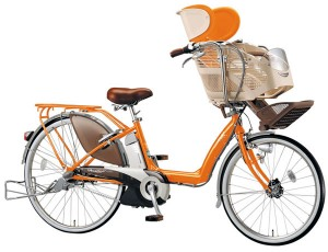 Electric assistant bicycle