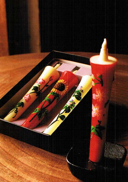 Japan candle