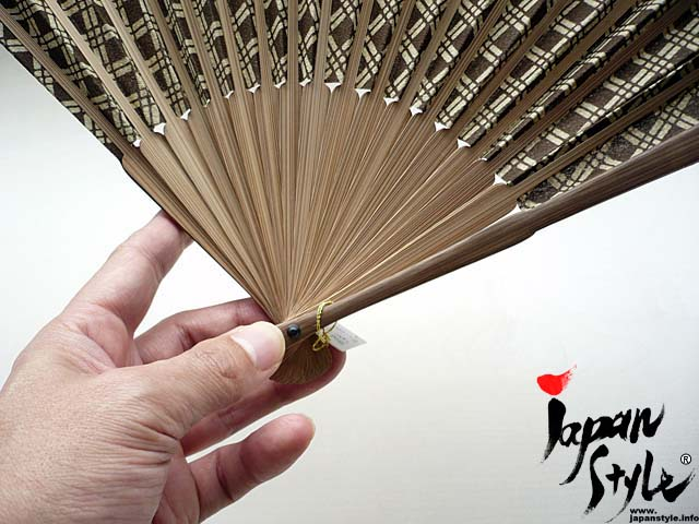japanese hand fan sensu