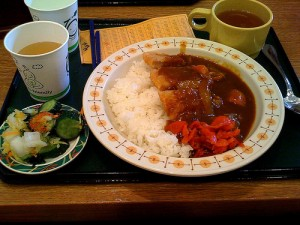"Curry on Katsu and Rice. ""4563_pic"" some rights reserved. flickr"