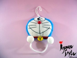 doraemon towel set