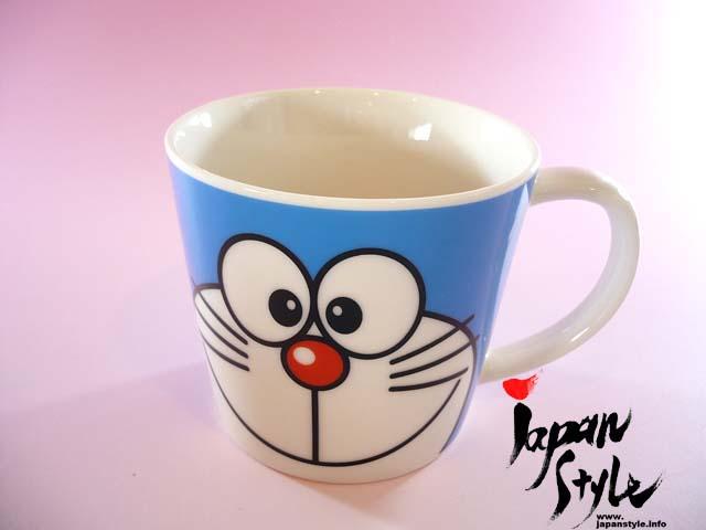 doraemon mug cup