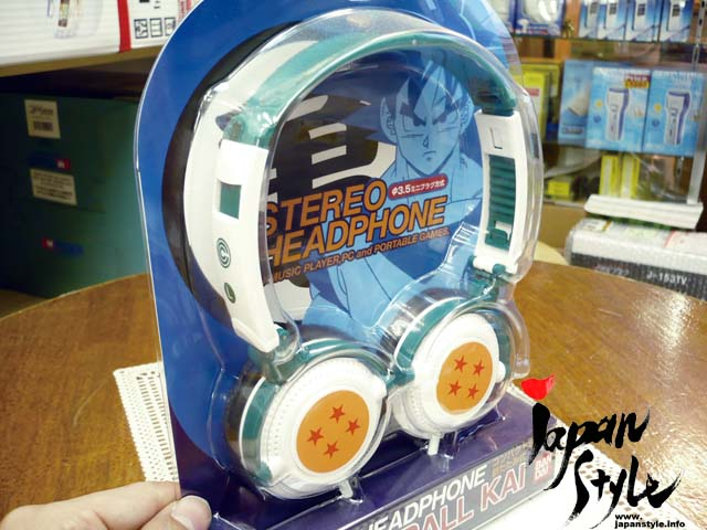 dragonball earbuds