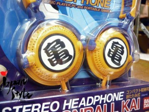 dragonball headphone