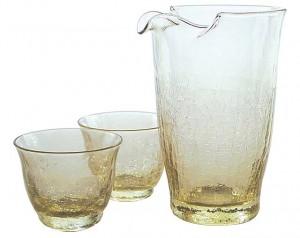 edo sake glass