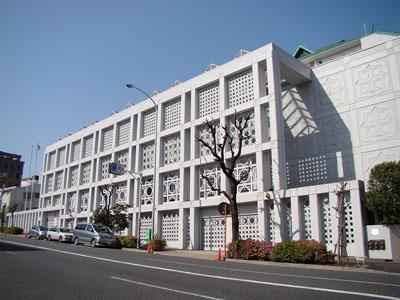 embassy in Tokyo